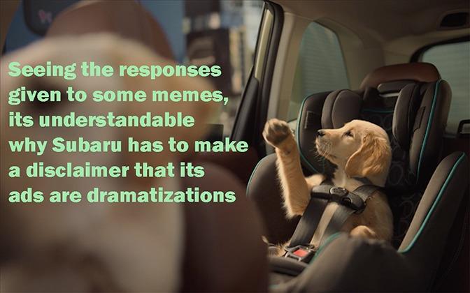 Its just a dramatization - meme
