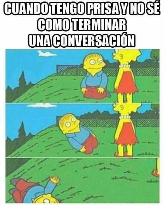 Siempre :v - meme