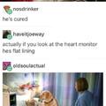 Doggo does a heal