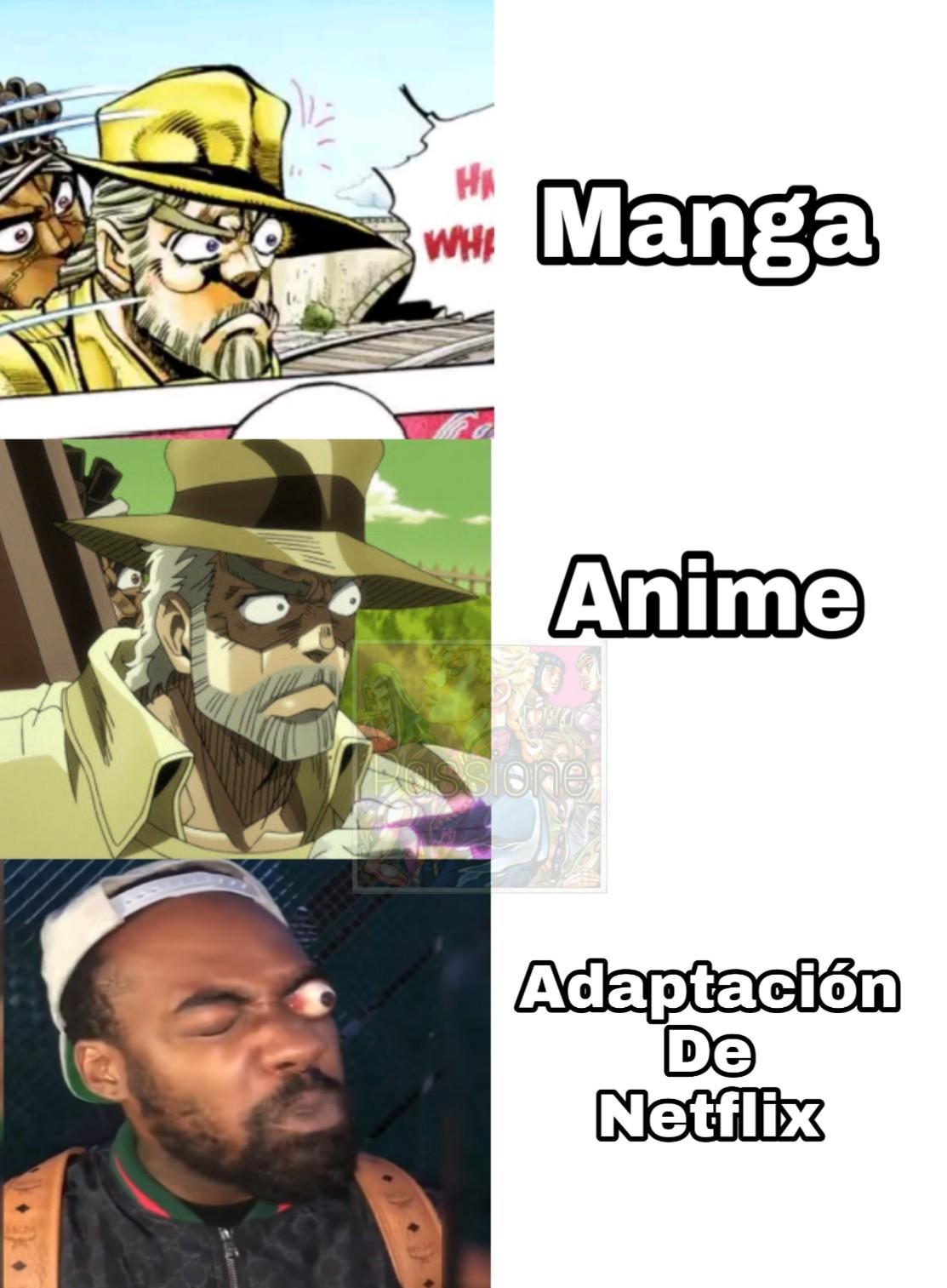 Jojos es de los mejores animes que hay (change my mind.jpg) - meme