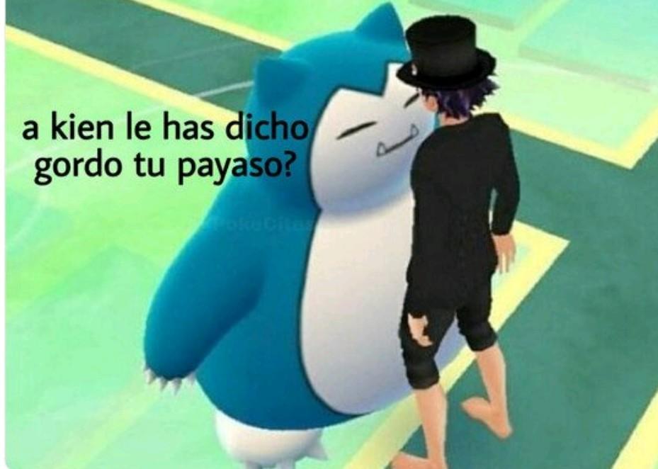 Pokemon Go 2018 - meme