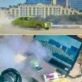 Pourquoi avoir un scénario crédible quand on a des explosions?!!