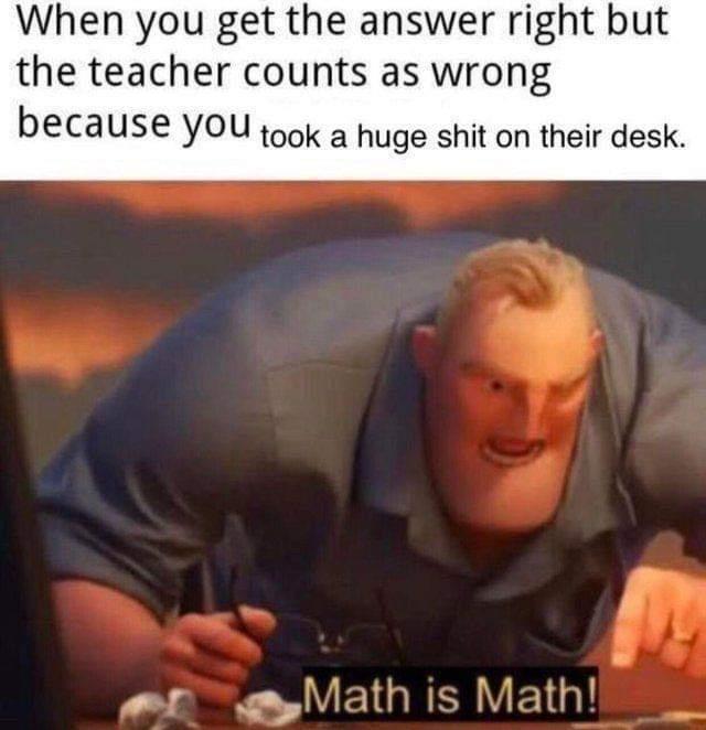 Massive dump - meme