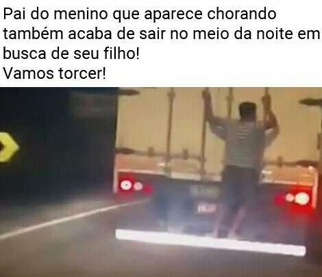 Tá lascado caminhoneiro - meme
