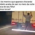 Tá lascado caminhoneiro