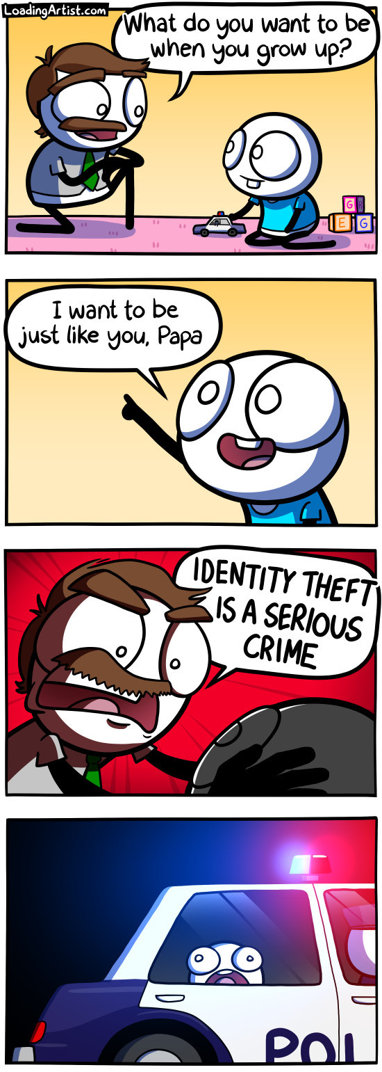 A SERIOUS CRIME - meme