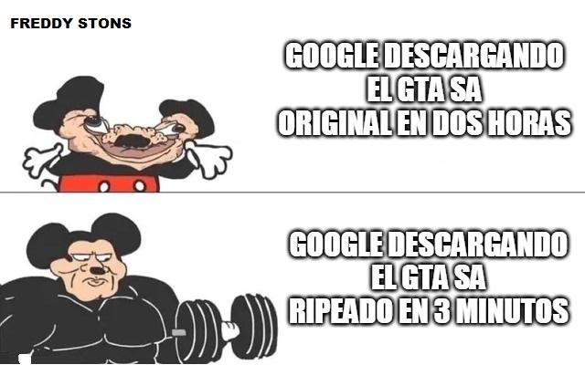 LA INTERNET DE VENEZUELA XD SIN OFENDER - meme