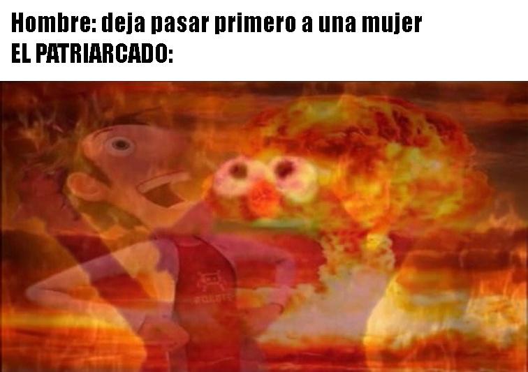 3L pAtr1@rC4d0 - meme