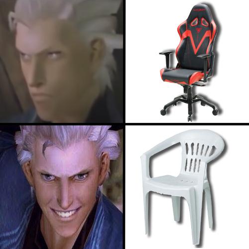 Mis gustos gud los tuyos bad combinado con un meme gringo