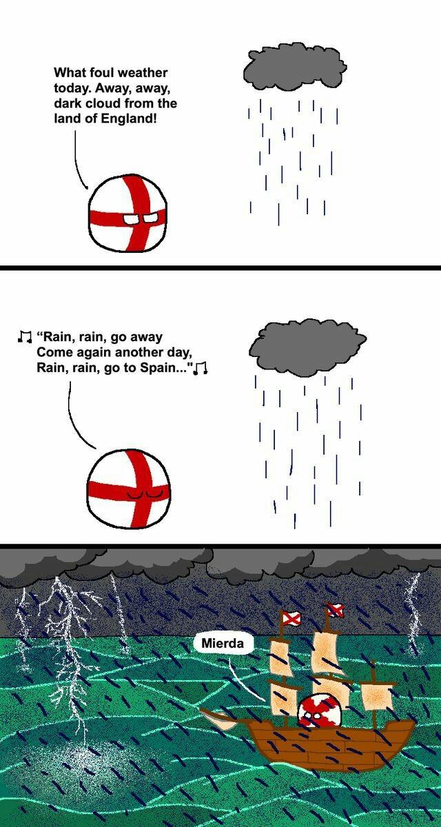 Ezpania - meme
