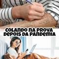 Colas antes vs depois da pandemia