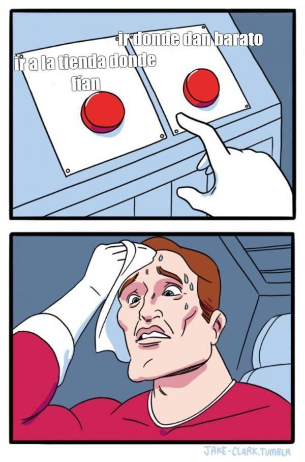si moderación no lo pasa moderación es gay - meme