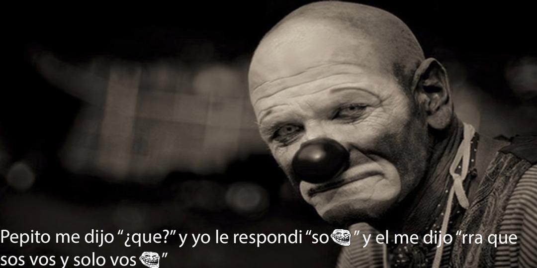 Buenardo, aceptenlo - meme