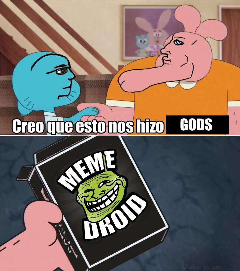 god - meme