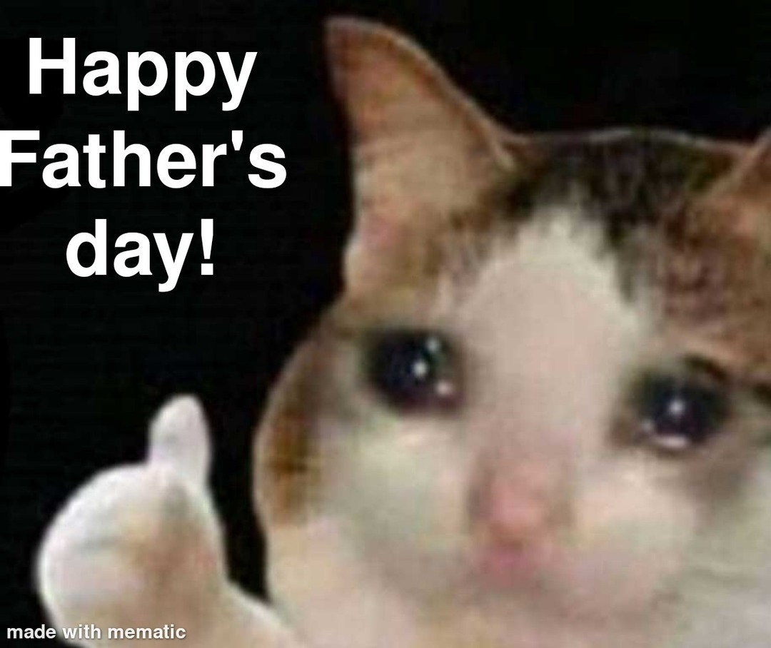 Happy Father's Day! :) - meme
