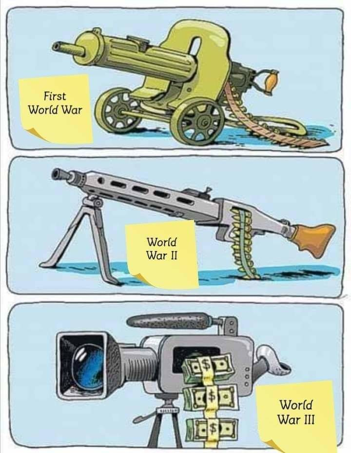 World War III - meme