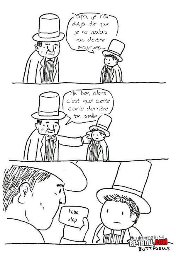 Genie incompris - meme