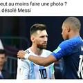 Mbappe X Messi