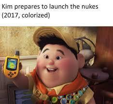 Where will it land? - meme