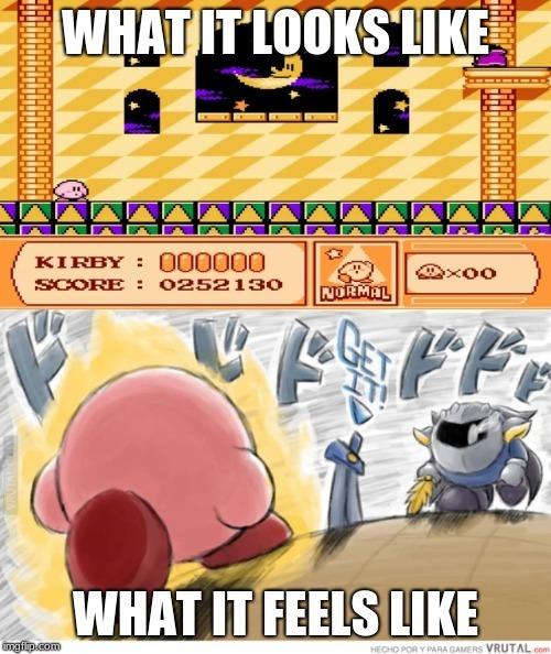 Materi Pelajaran 9 Anime Kirbys Calling The Police Meme