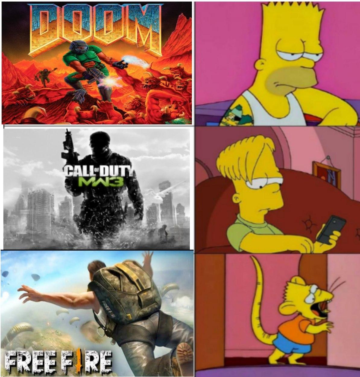 Dónde quedaron los buenos juegos :') - meme