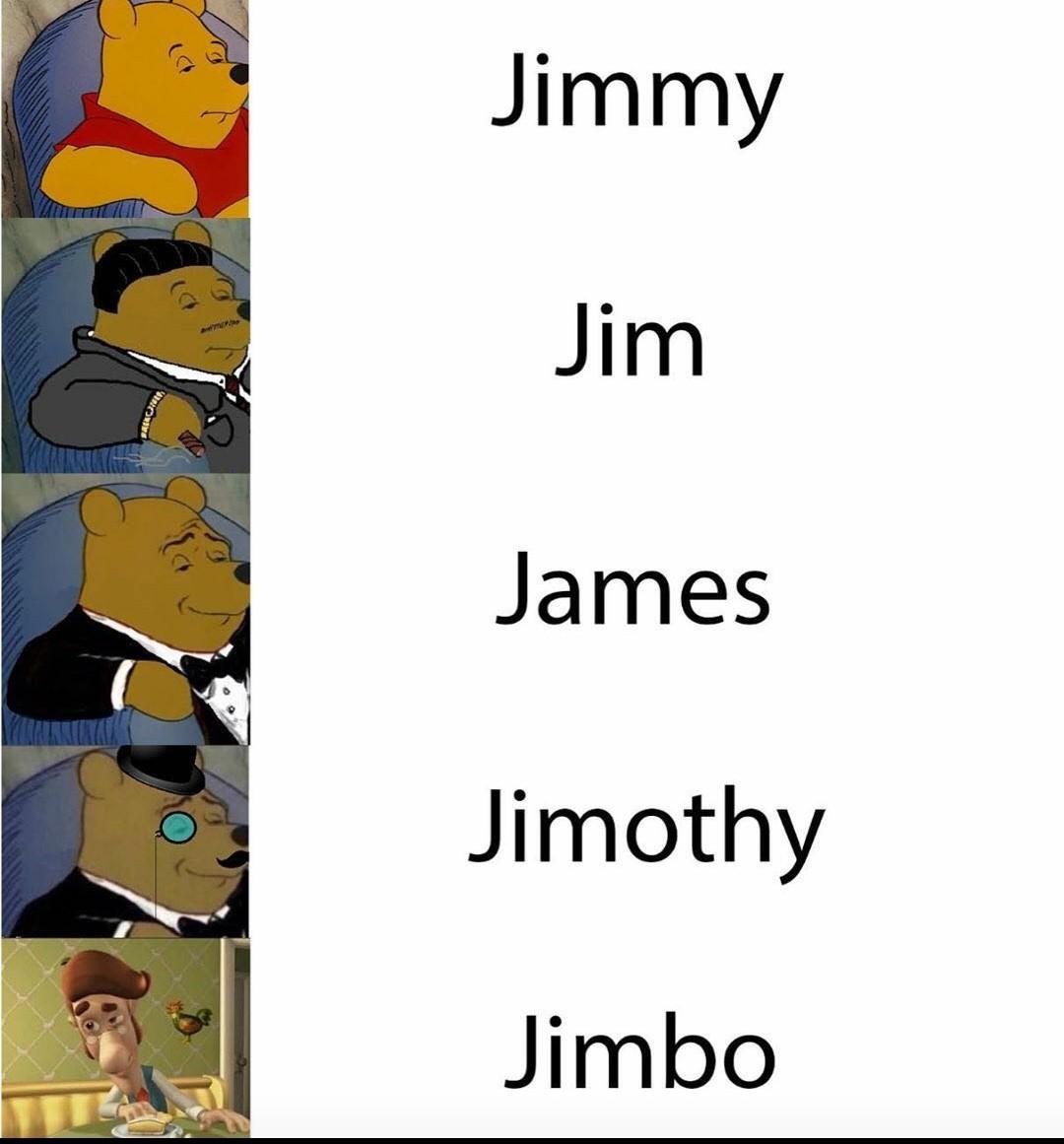 Jimbo - meme