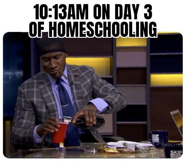 These kids gonna meet real teacher daddy - meme