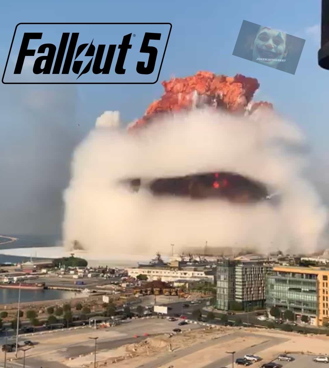 Mejor que el fallout 76? - meme