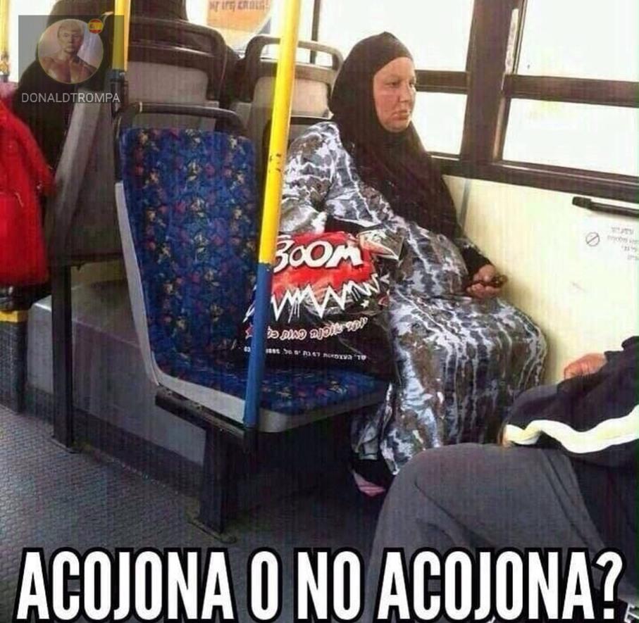 Acojona? - meme