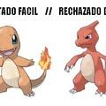 RECHAZADO DIFICIL, LA EVOLUCION DE ACEPTADO FACIL