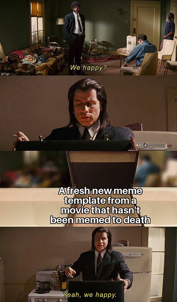 New format? - meme