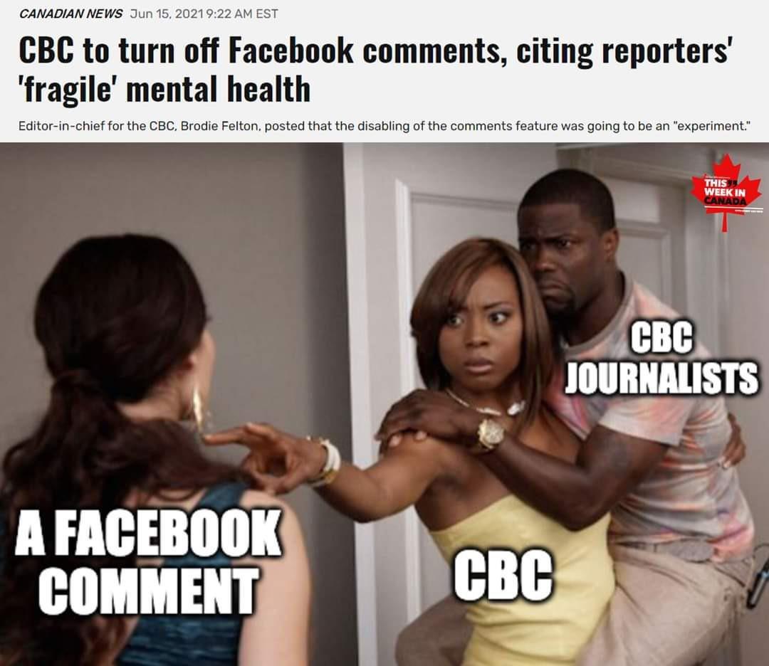 Poor CDC - meme