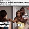 Poor CDC