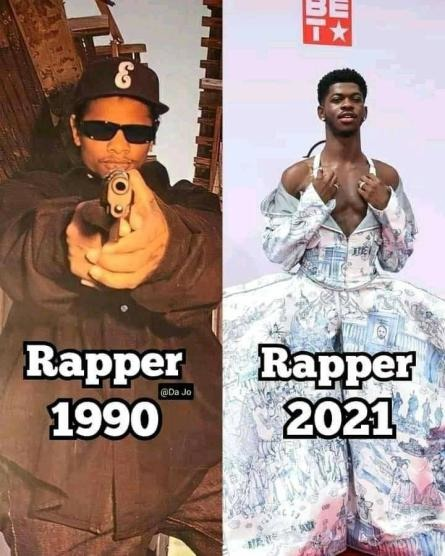Rapper - meme