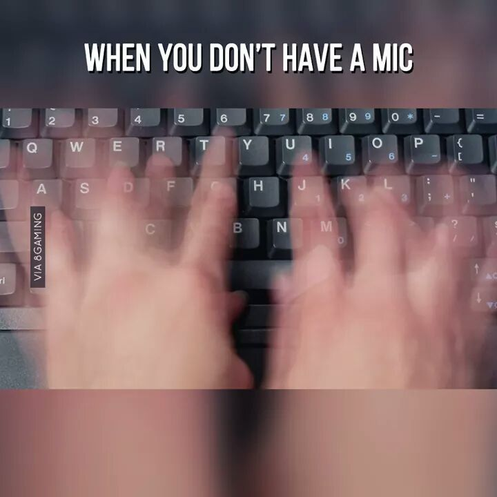 Typing at insane speed - by personal experience - meme