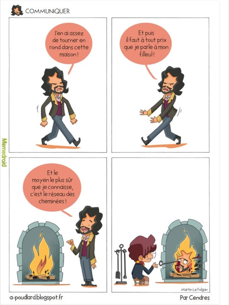 Sirius, chaud comme la braise ! - meme