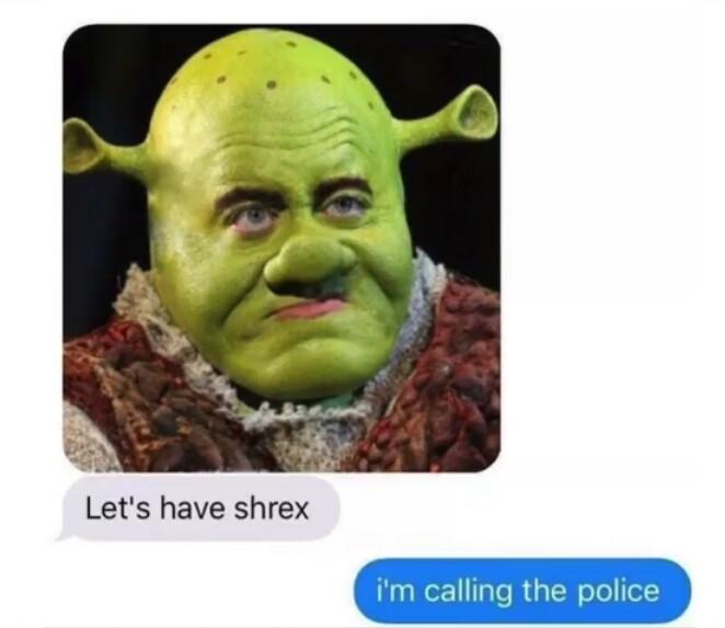 Shrex - meme