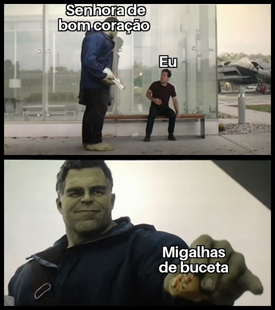 Hulk by rule 34 - meme