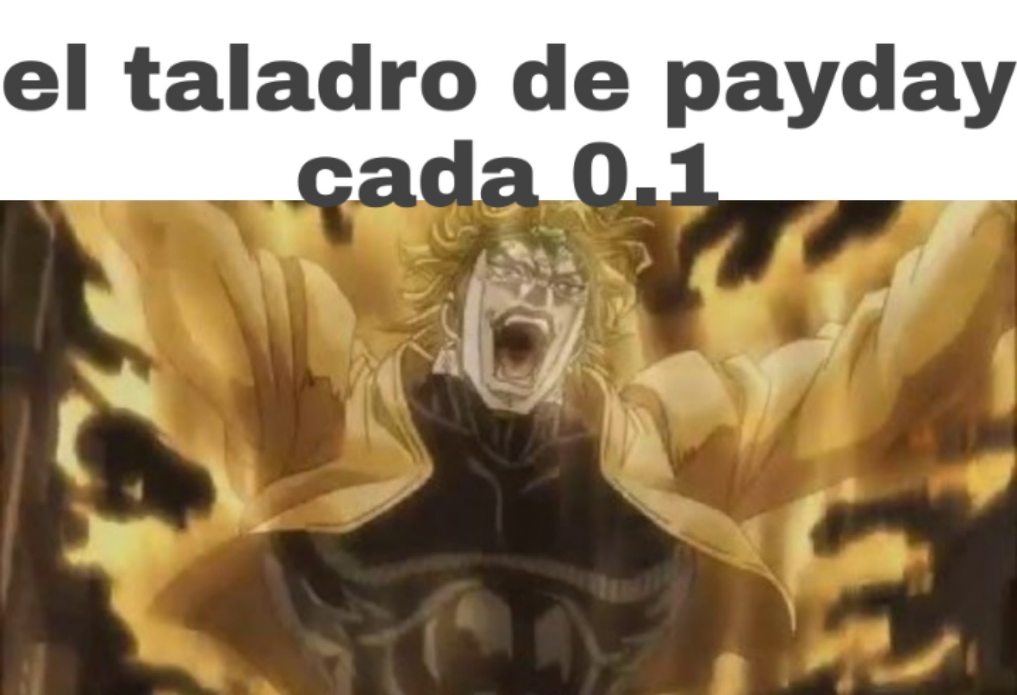 El taladro es chupapijas - meme