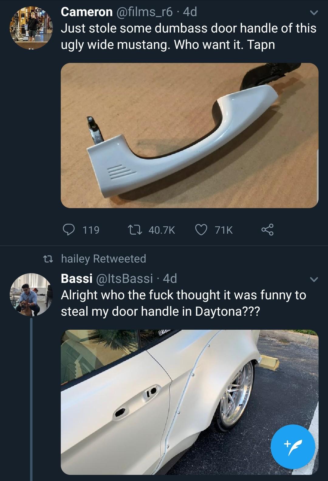 Get the handle - meme