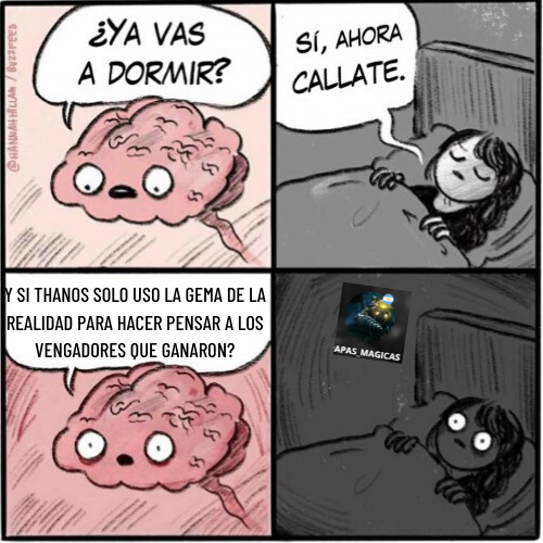 alta teoria - meme