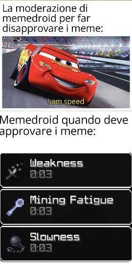 Raga so tornato e so pure ironico - meme