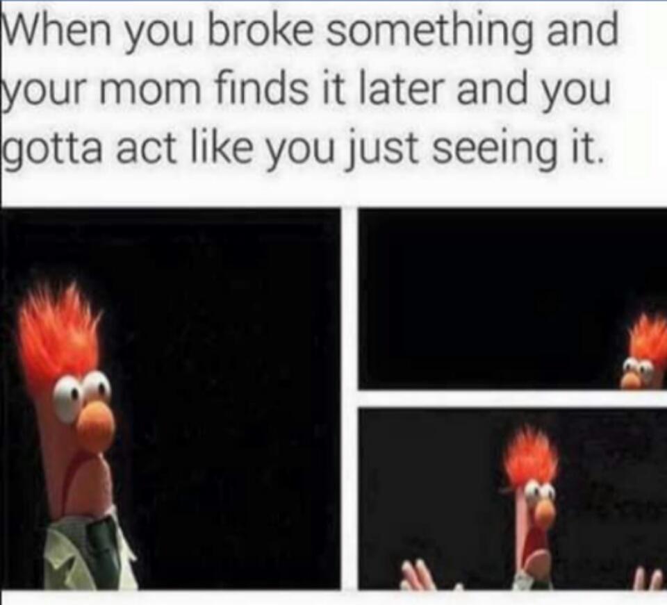 Well uh.... - meme