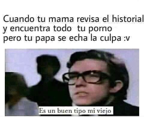 Viejo - meme