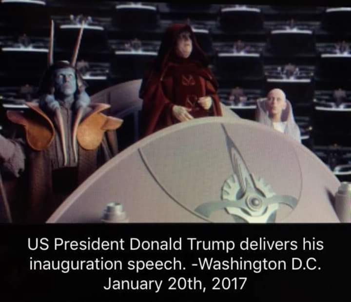 Political maymay - meme