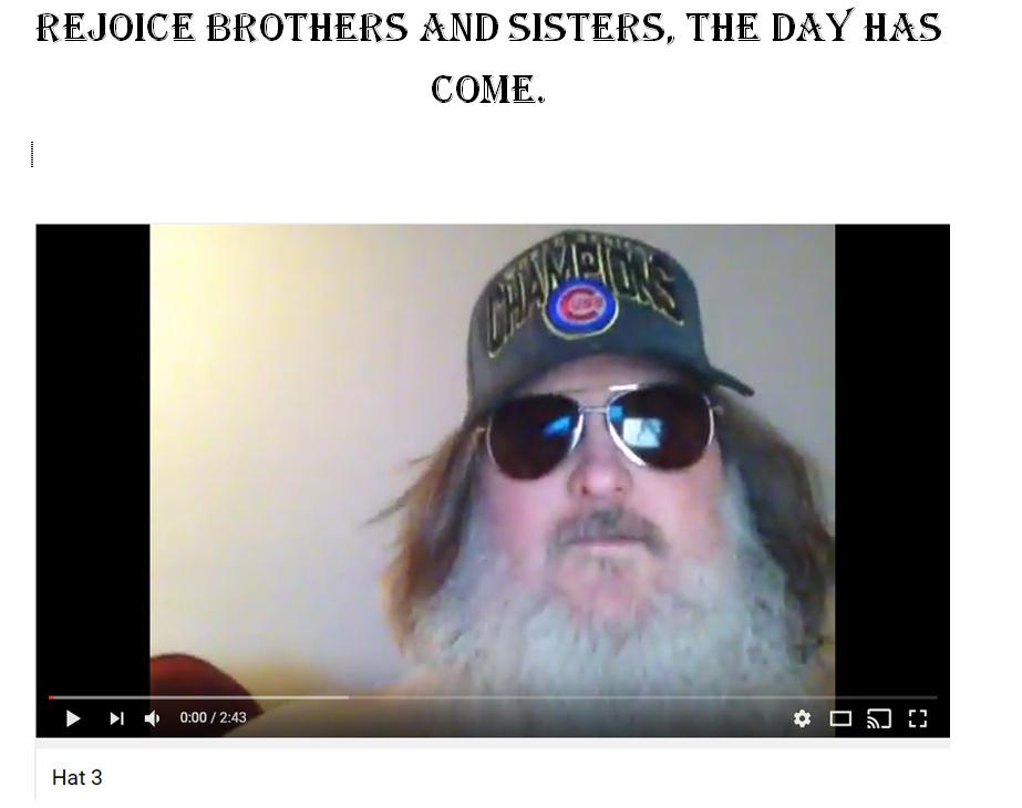 Hat 3: The Hat Trick - meme