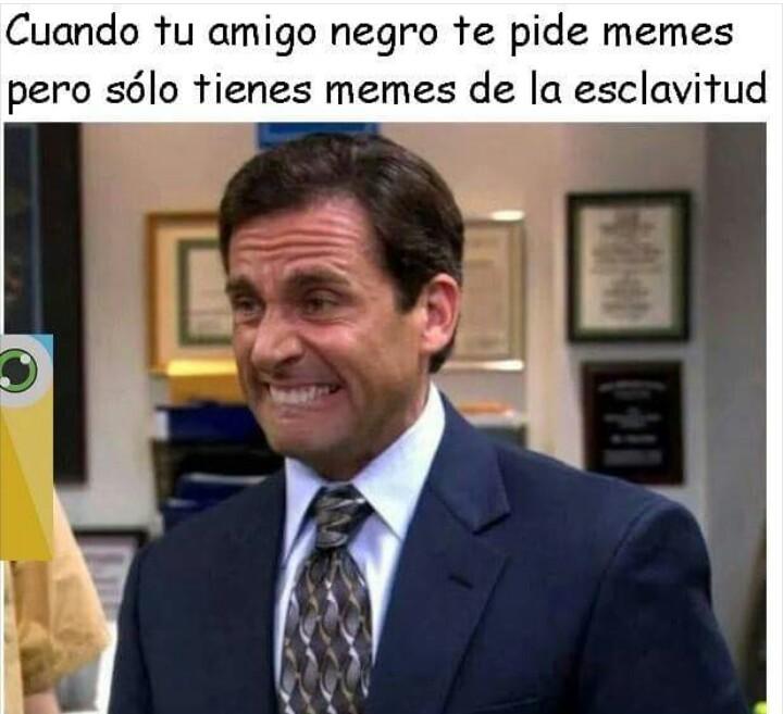 Incomodo... - meme