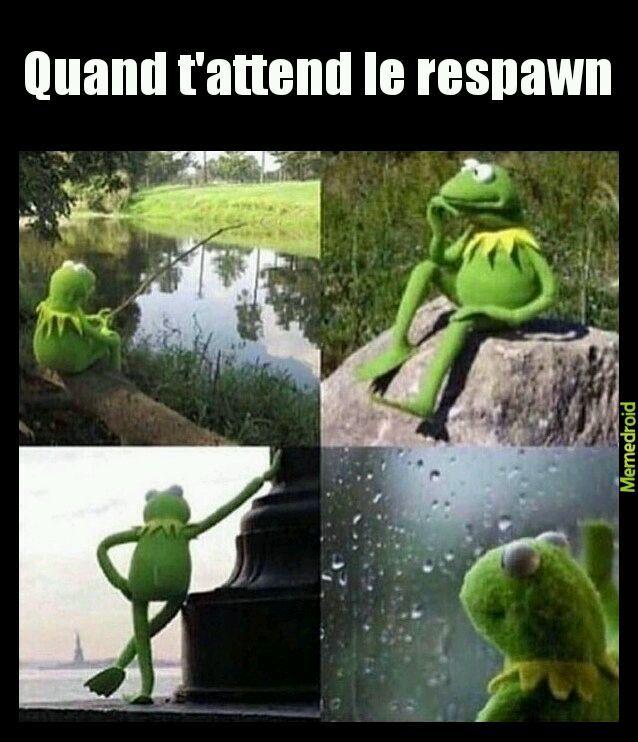 Respawn - meme