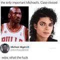The only important Michaels