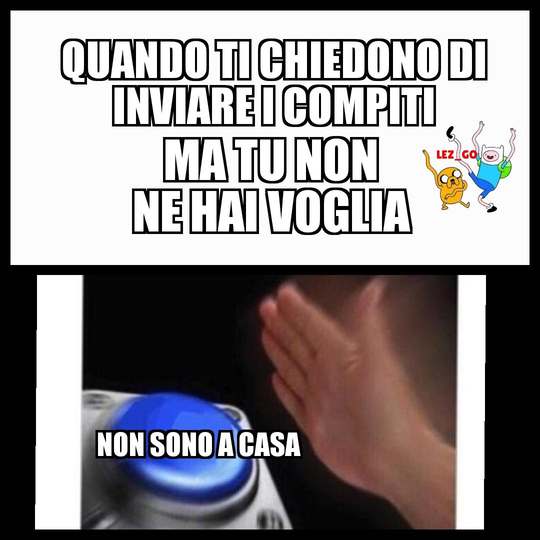 Meme semplice